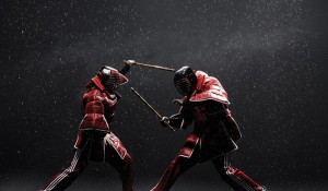 combattimento con bastoni